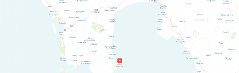 Karte Griechenland Kornoeiki